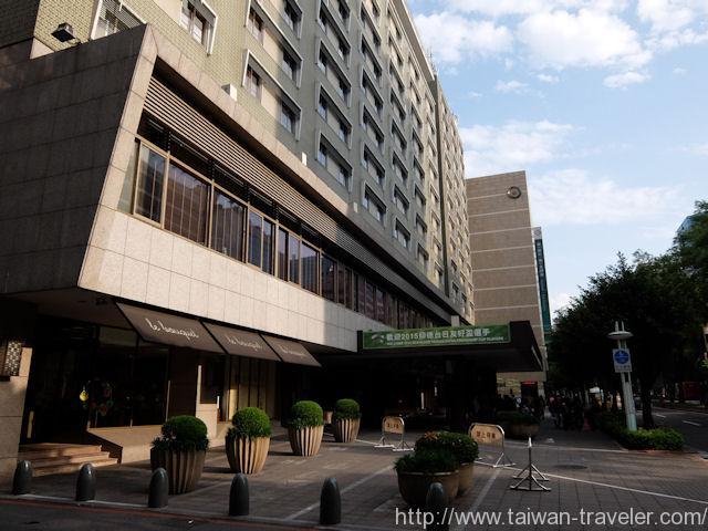 アンバサダーホテル台北パイナップルケーキ