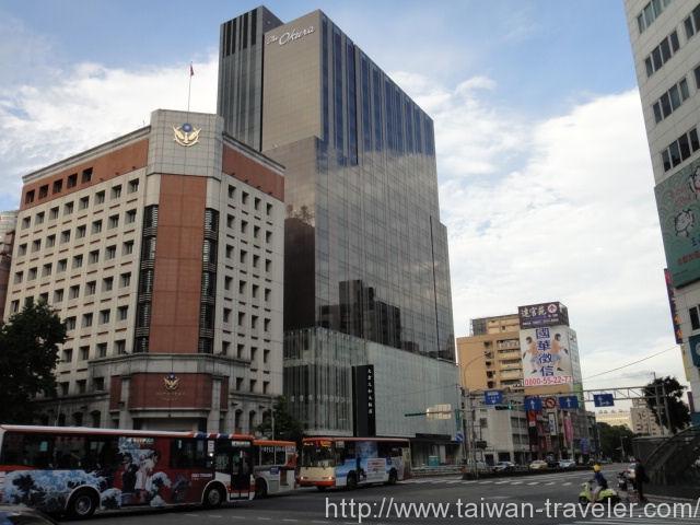 オークラ台北1