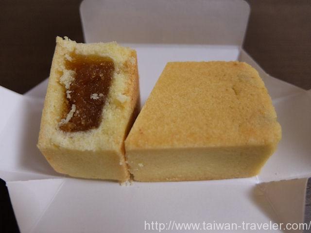 オークラ パイナップルケーキ8
