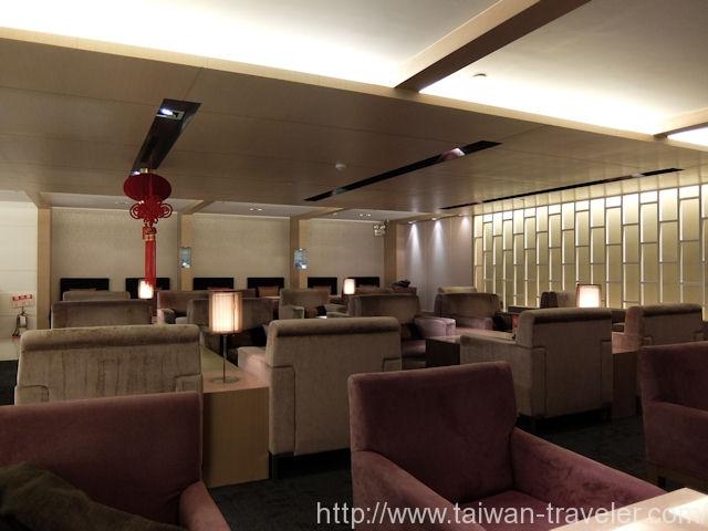 トランスアジア航空ラウンジ2