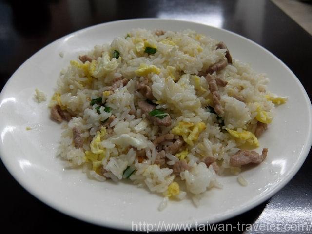 小茅屋 炒飯4
