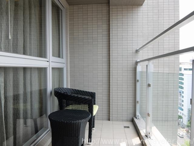 Kホテル台北松江館12