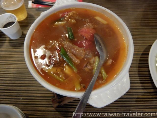 盛園絲瓜湯包8