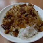 黄記魯肉飯 弁当(テイクアウト)が人気の行列店