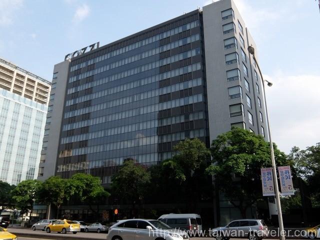 ホテル コッツィ 台北民生館アイキャッチ