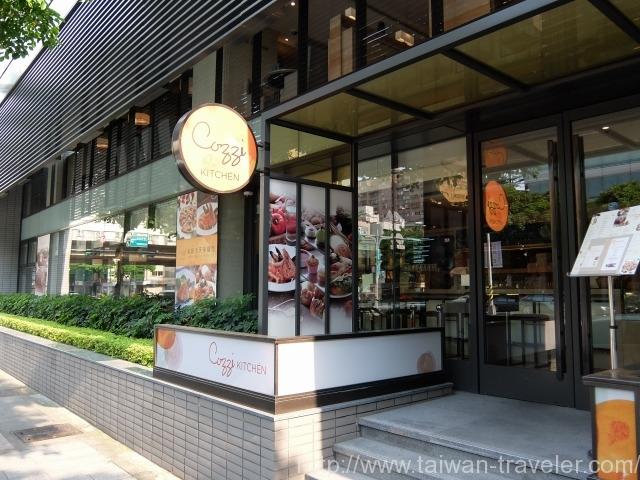 ホテル コッツィ 台北民生館1