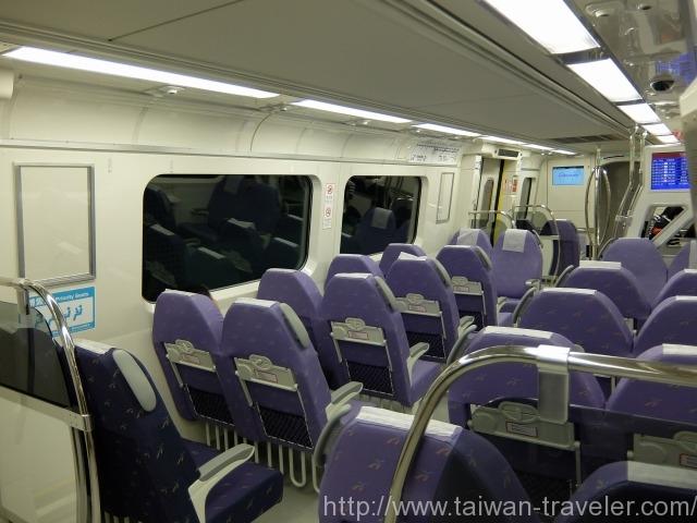 桃園空港MRT乗車レポート6