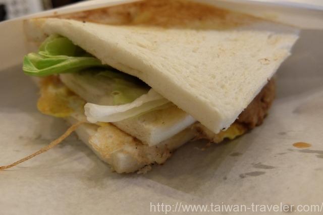 Mr.Lins三明治