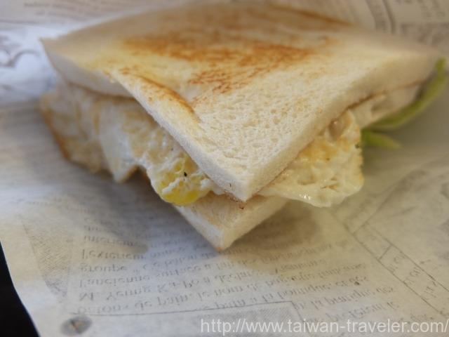 Mr.Lin'sサンドイッチ