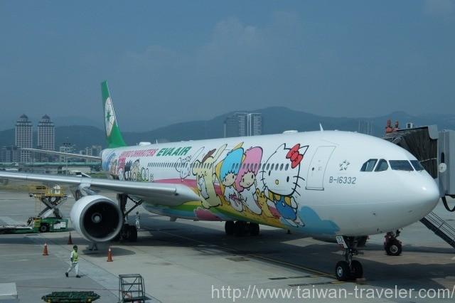 台北・松山空港グルメ